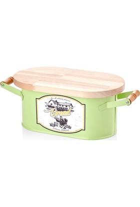 The Mia Ekmek Kutusu Küçük - Yeşil