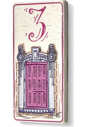 The Mia Taş Kapı Numarası 3