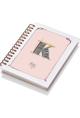 The Mia Notes Defter - K