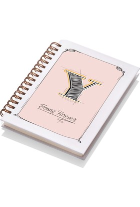 The Mia Notes Defter - Y