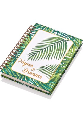 The Mia Notes Defter - Leaf A