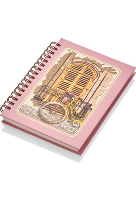 The Mia Notes Defter - Kapı B