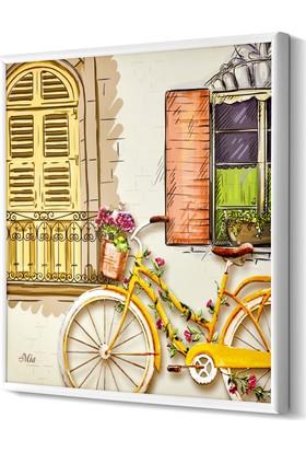 The Mia Tablo Bisiklet A - 65*65 Cm