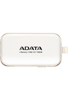 Adata UE710 128GB USB 3.0 iPhone Usb Bellek Beyaz AUE710-128G-CWH