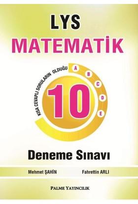 Palme Lys Matematik 10 Deneme Sınavı