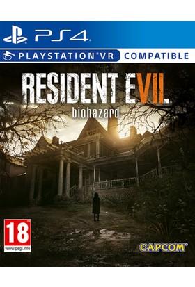 Resıdent Evil 7 PS4 Oyun