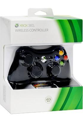 Microsoft Xbox 360 Wireless Kablosuz Kumanda Oyun Kolu Joystick Controller
