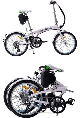 Tetra Aprıl 250 Watt Katlanır Elektrikli Bisiklet