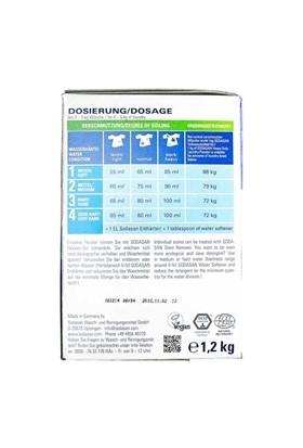Sodasan Organik Çamaşır Yıkama Tozu 1,2 Kg.