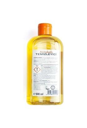Sodasan Organik ve Ekonomik Konsantre Genel Temizlik Sıvısı - Portakallı
