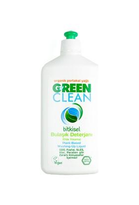 Green Clean Organik Bulaşık Deterjanı Portakallı 500 Ml.