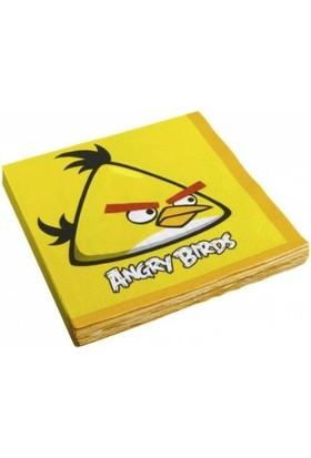 Sihirli Parti Angry Birds Peçete