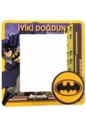SihirliParti Batman Fotoğraf Çerçeveli Magnet