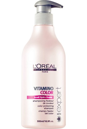 Loreal Serie Expert Vitamino Color Şampuan 500 Ml