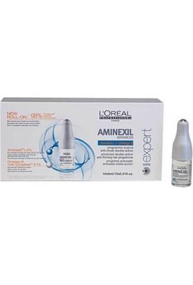 Loreal Aminexil Advanced 10 Lu X 6 Ml Roll-On Teknolojisi