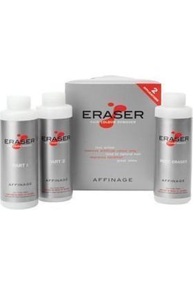 Affinage Eraser Saçtan Boya Silici + Kusturucu