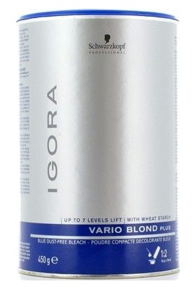 İgora Saç Açıcı 500 Gr Mavi