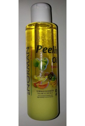 Norman Peeling Oil Sarı 150 Ml