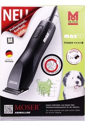 Moser 1250 Hayvan Tıraş Makinesi