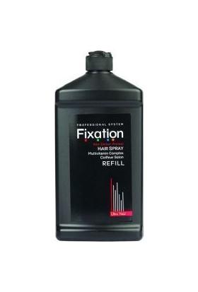 Fixation Haır Spray Ultra Hold Refıll 700 Ml Siyah