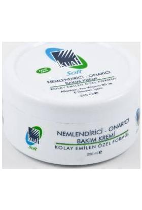 Kuaf Soft Nemlendirici - Onarıcı Vücut Bakım Kremi 250 Ml