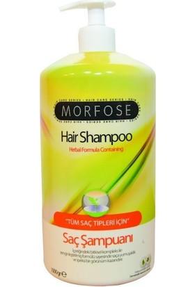 Morfose Bitkisel Şampuan 1000 Gr Sülfatsız Tuzsuz
