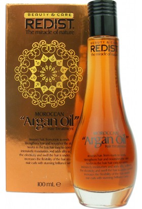 Redist Moroccan Argan Oil 100 Ml Argan Yağı