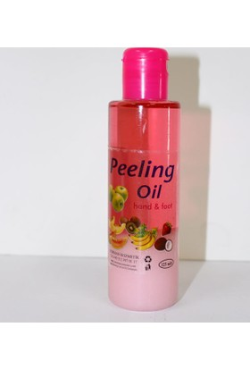 Norman Peeling Oil Kırmızı 150 Ml