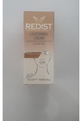 Redist Lightening Cream - Cilt Beyazlatıcı Krem 75 Ml. Yeni Ambalaj