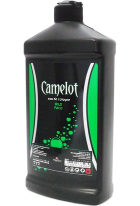 Camelot Aftershave Wild Paco Kolonya 700 Ml