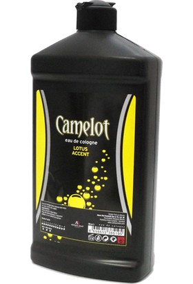 Camelot Aftershave Lotus Accent Kolonya 700 Ml