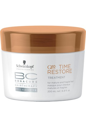 Bonacure Q10 Plus Time Restore Treatement - Yaşlanma Karşıtı Kür 200 Ml