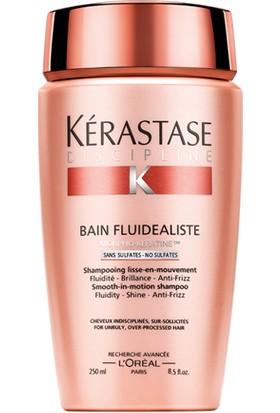 Kerastase Discipline Bain Fluidealiste Tüm Saç Tipleri İçin Disiplin Şampuanı 250 Ml