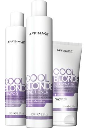 Affinage Cool Blonde 3 Parça Set Küçük Boy