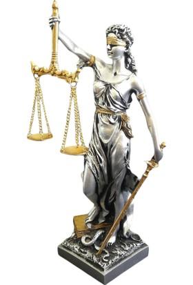 Veronese Adalet Heykeli Silver