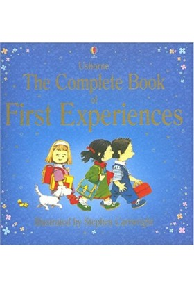 The Complete Book Of First Experiences - Anne Civardi