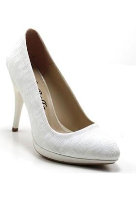 Carla Bella 3100 Kadın Abiye Ayakkabı