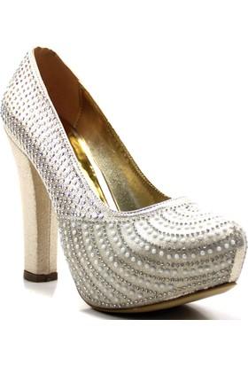 Jena 3701 Kadın Abiye Ayakkabı