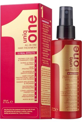 Uniq One All In One Haır Treatment 1'Den Oluşan Sihir.150 Ml