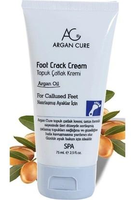 Argan Cure Fot Cream 100 Ml Argan Yağlı Ayak Bakım Ve Çatlak Kremi