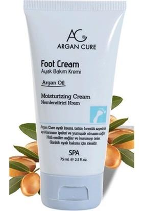 Argan Cure Fot Cream 100 Ml Argan Yağlı Nemlendirici Krem