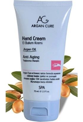 Argan Cure Hand Cream 100 Ml Argan Yağlı Yaşlanma Karşıtı