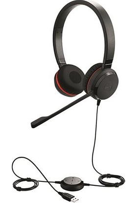 Jabra Gn Evolve 30 Iı Duo Usb Nc Ms