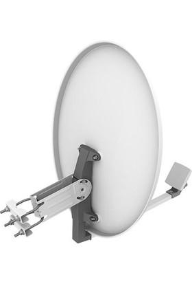 LigoWave Ligodlb Echo-5D Dahili Ve Yönlü 5 Ghz, Mimo, 27 Dbi Çanak Antenli, Client