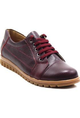 Balsoy 306 Kadın Deri Ayakkabı