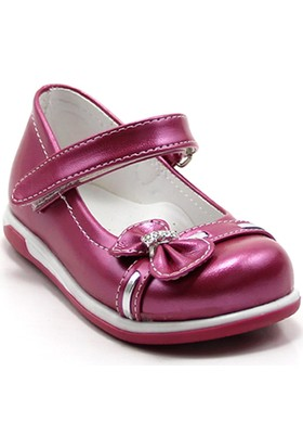 Ayakdaş Fiyonklu Taşlı Çocuk Ayakkabı