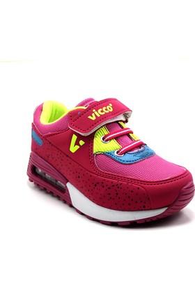 Vicco 257 Çocuk Işıklı Spor Ayakkabı