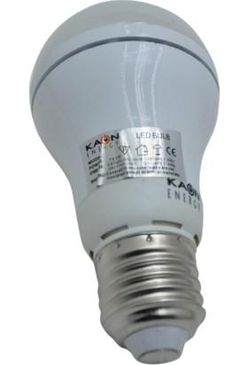Kaon 7W Ultra Soğutmalı Led Ampul (Beyaz Işık) E27