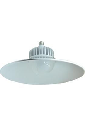 Helıos 80W Endüstriyel Tip Led Tavan Armatürü (Beyaz Işık) E27