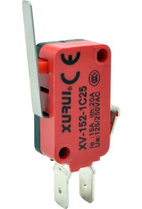 El-Max Xv-152-1C25 1N0+1Nc Orta Palet Mikro Swıtch